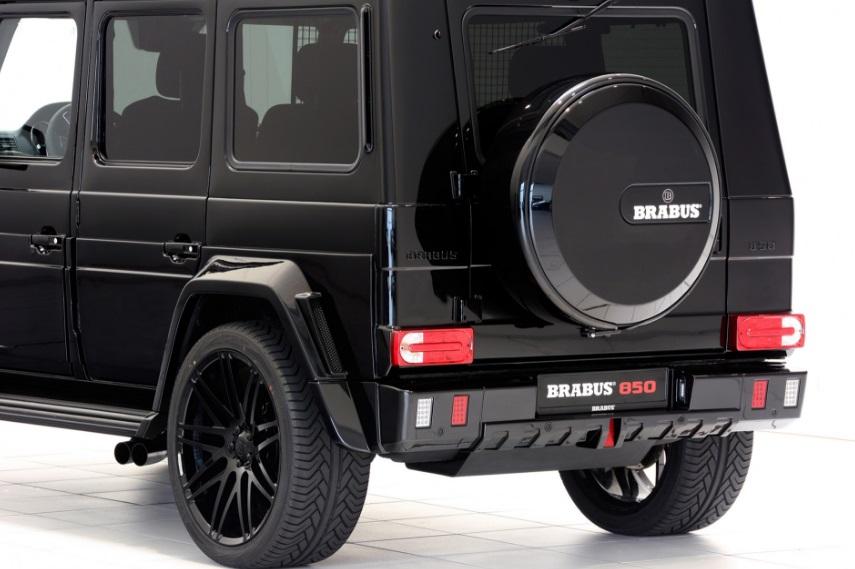 BRABUS G-class W463 Sports Exhaust System