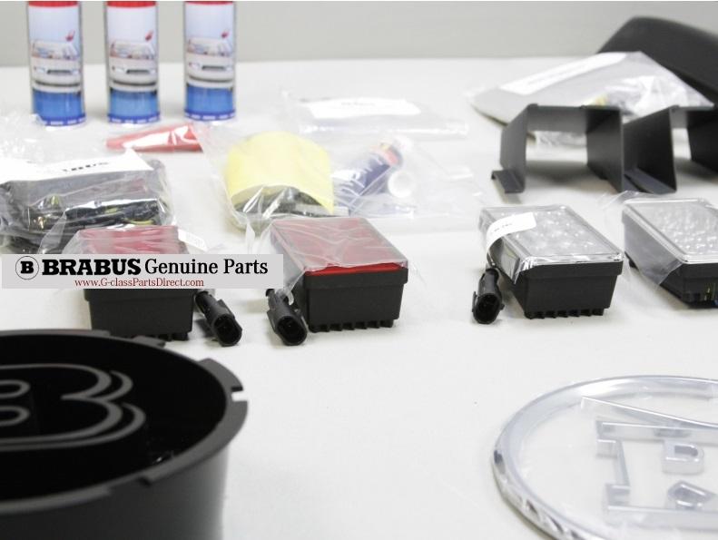 BRABUS WIDESTAR Conversion Kit G Wagon tuning model