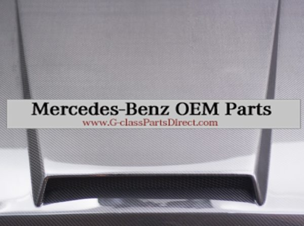 Mercedes benz carbon hood for g wagon w463 g for Mercedes benz parts direct