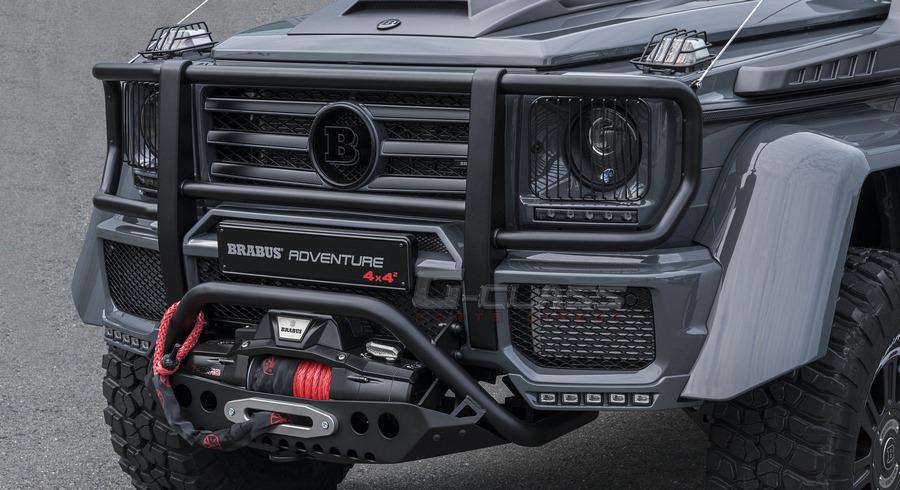 Brabus Mercedes G550 4 215 4 178 Adventure Winch G