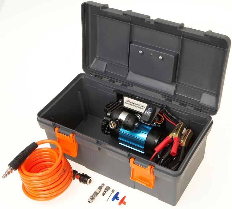 Peachy Arb Compressor In A Box Ckmp12 12 V Incl Accessory 6 M Air Tube Wiring 101 Cranwise Assnl