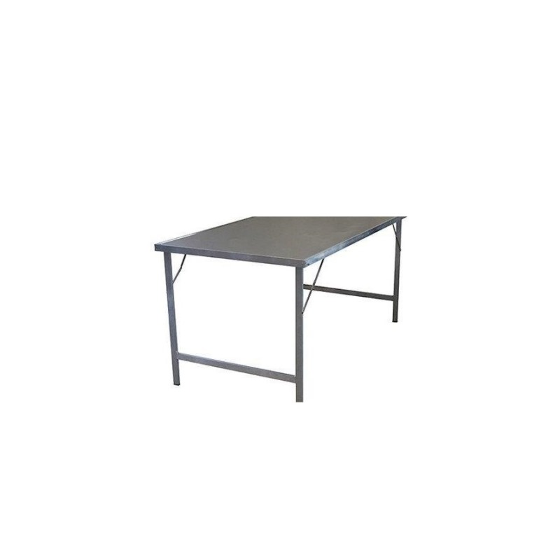 Camping Table Brushed Stainless Steel Xx Cm G - Stainless steel table parts