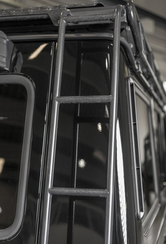 Rear Ladder Right Side For Roof Rack Quot Original G 350d