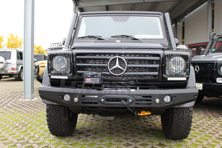 Winch Bumper G 463 461 - With Parktronic