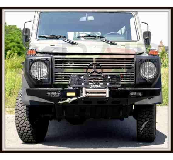 Winch Bumper Mercedes G DESERT
